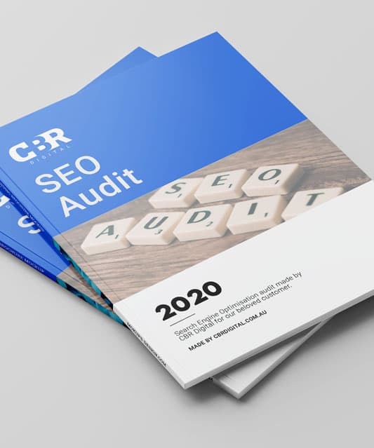 CBR Digital SEO Audit